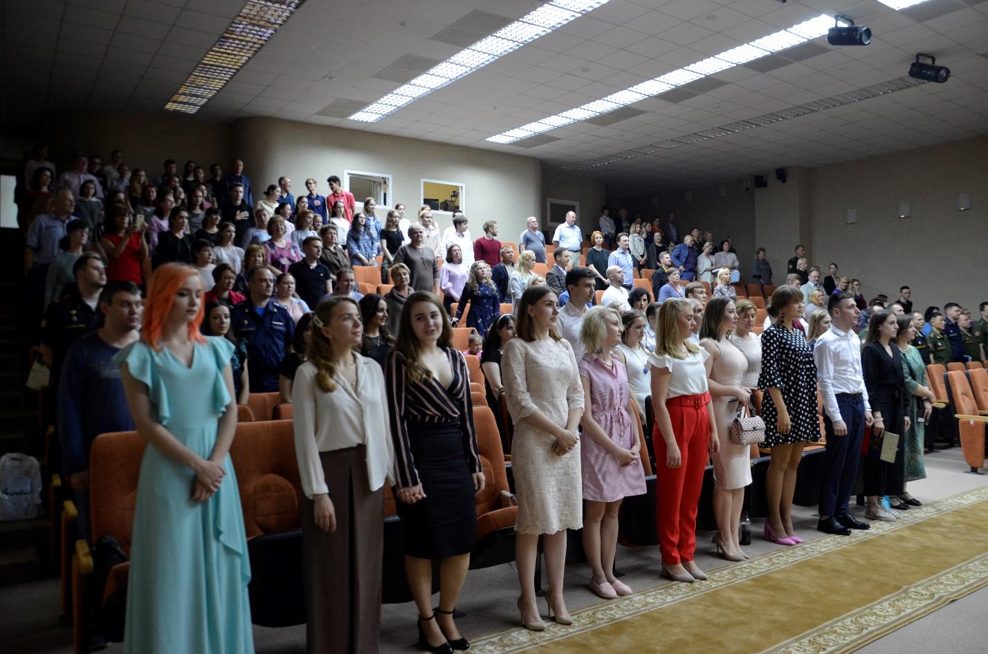 Выпускной студентов медицинского колледжа филиала -2019!